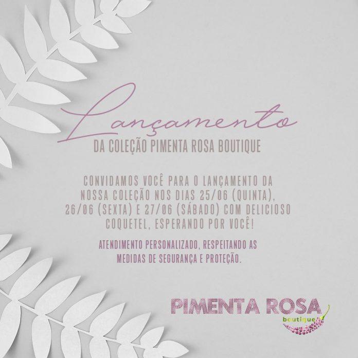 Pimenta Rosa