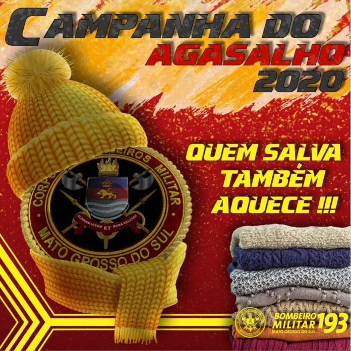 Campanha Agasalho 2020