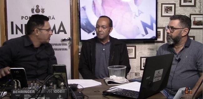 Presidentes de partidos serão entrevistados nos canais Pontaporainforma na internet