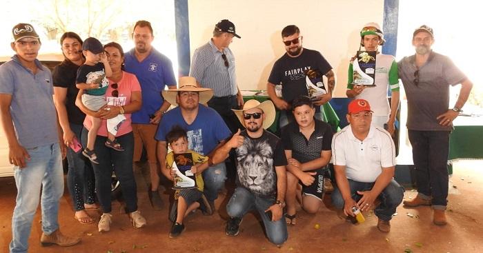 Em Ponta Porã, Cavalo do Haras Medina vence grande prêmio