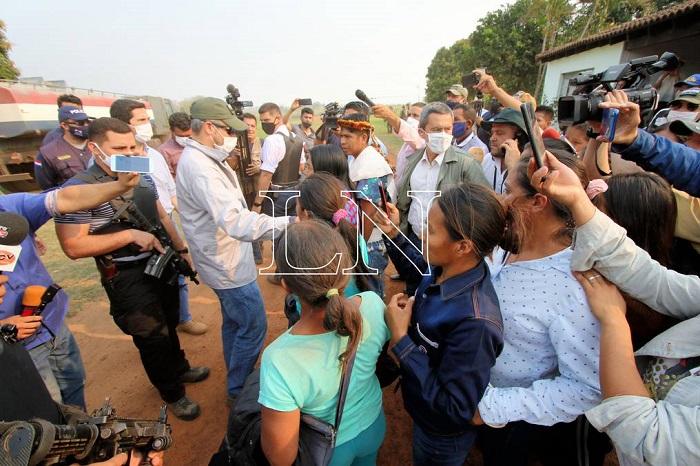 Político de la semana: Mario Abdo Benítez y el primer secuestro durante su gobierno, atribuido al EPP