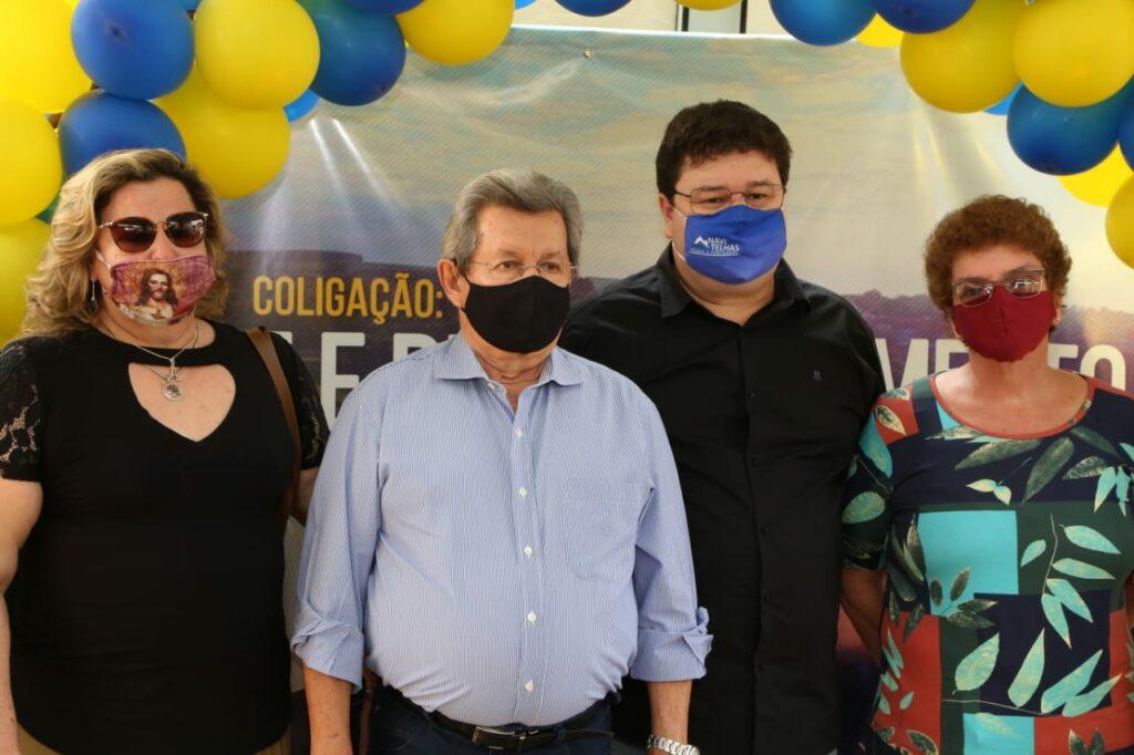 PSDB homologa nome de Onevan como candidato a Prefeito de Naviraí