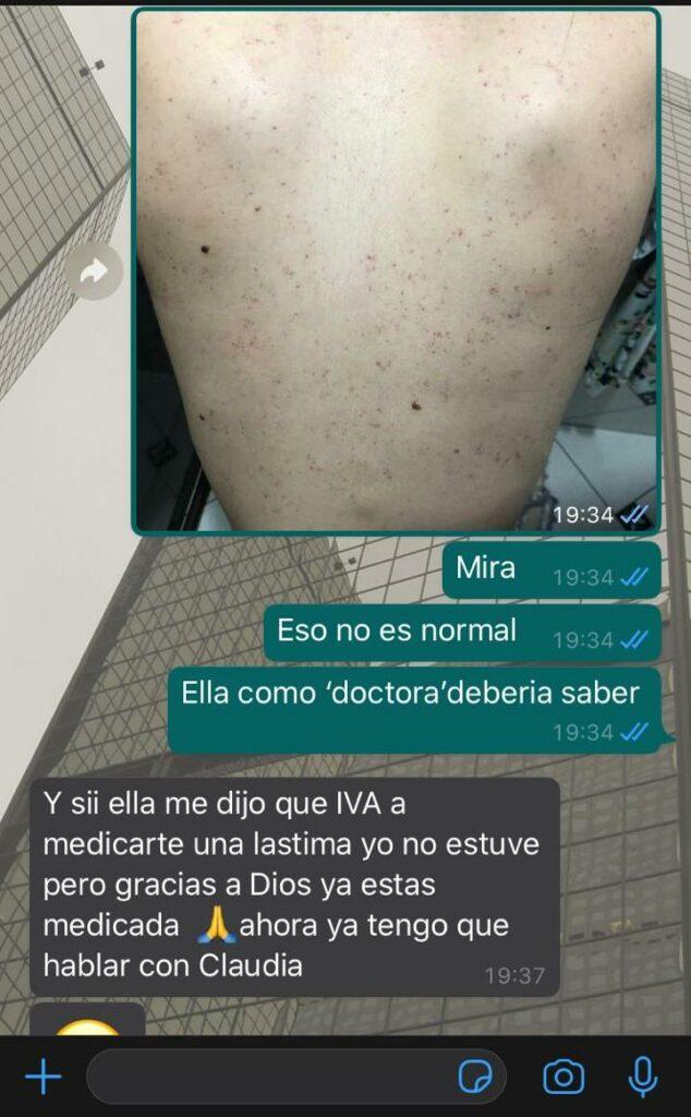 Jovem morre na fronteira, após procedimento estético ilegal
