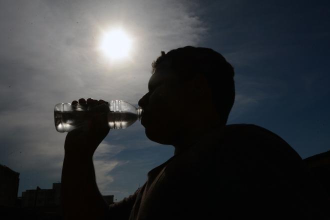 Vinte e nove municípios do Estado, incluindo a Capital, receberam alerta para risco de morte por causa do calorão