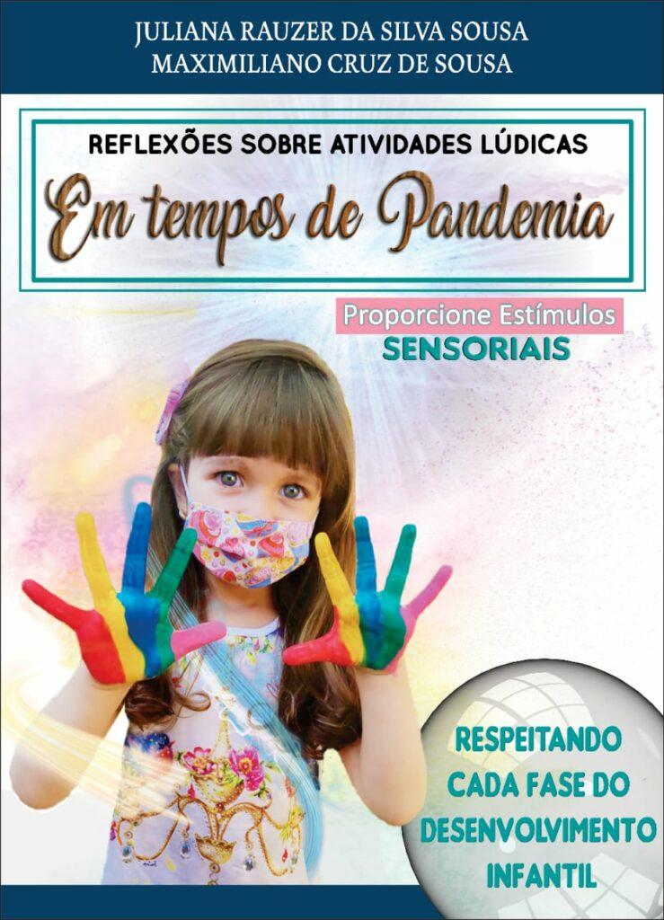 Juliana Rauzer e Maximiliano Sousa lançam livro virtual em Ponta Porã