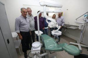 Ações de Governo garantiram reforma e ampliação da Unidade Mista de Saúde em Rochedo