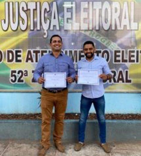 Prefeito, vice e vereadores eleitos em Antônio João foram diplomados