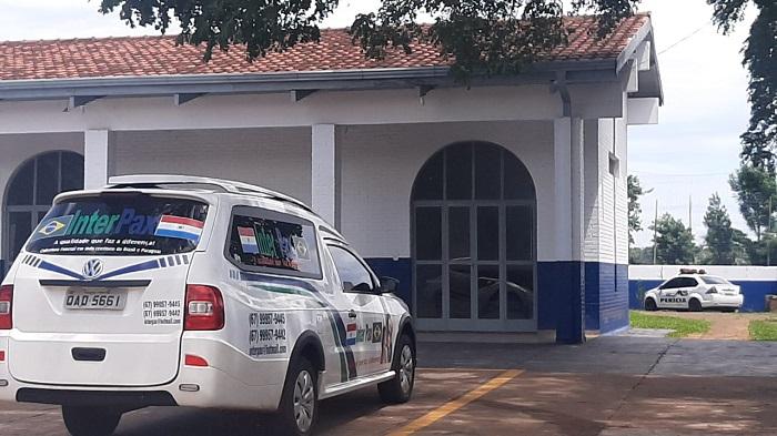 Após confronto em Ponta Porã, armas são apreendidas e corpos estão para identificação