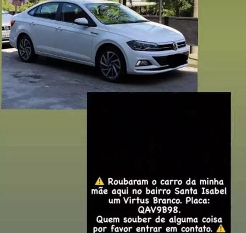 Bandidos invadem casa e levam veículo de mulher em Ponta Porã