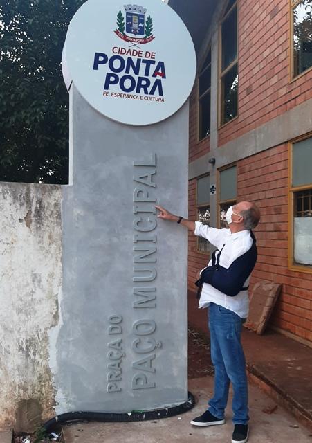 Ponta Porã: De Pedro Manvailler a Hélio Peluffo Filho, a cidade se transforma