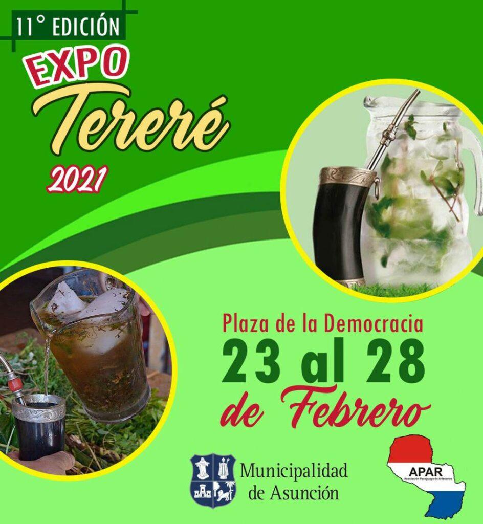 La Expo Tereré 2021 estará repleta de artesanía paraguaya