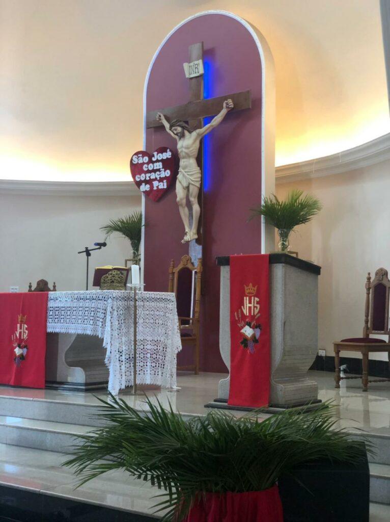 Paróquia São José divulga programação da Semana Santa em Ponta Porã
