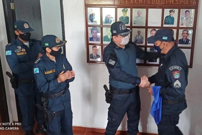Ponta Porã: PM do Distrito de Sanga Puitã tem novo comandante