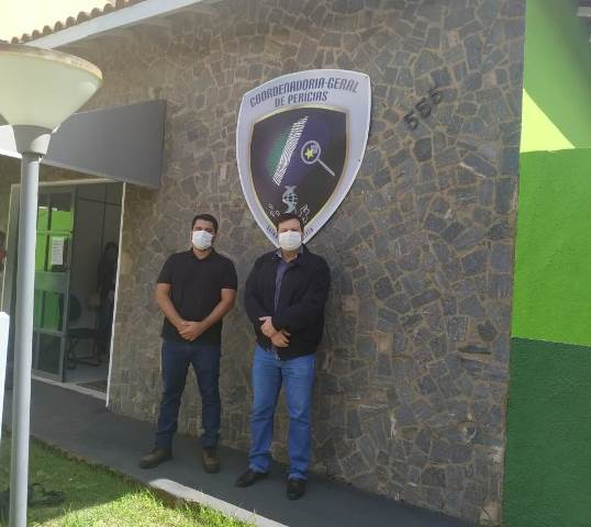 Inaugurado novas dependências do Núcleo Regional de Identificação de Ponta Porã