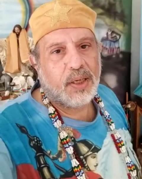 Pai de Santo é morto a tiros em bairro de Ponta Porã