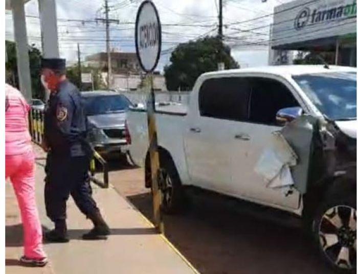 Vítima de atentado no Paraguai falece em hospital de Ponta Porã