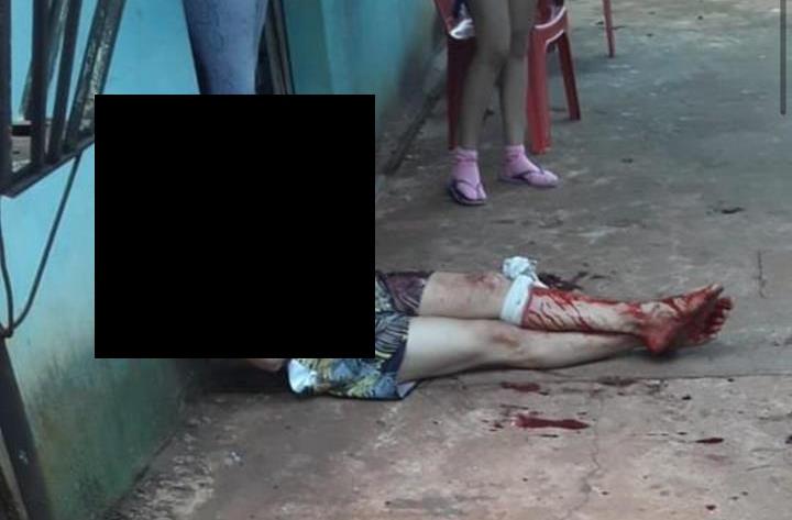 Pistoleiros executam jovem de 18 anos e deixam outro ferido a tiros em Ponta Porã
