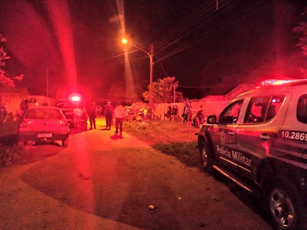 Ponta Porã: Homem é morto a tiros em Sanga Puitã