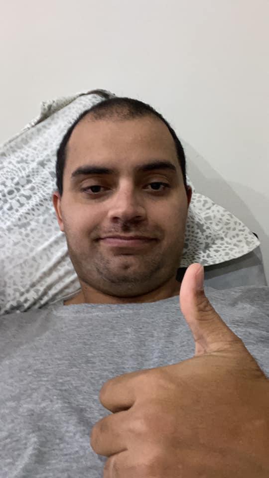 De entubado para a vida: Paciente que teve Covid-19 agradece equipe do HR de Ponta Porã