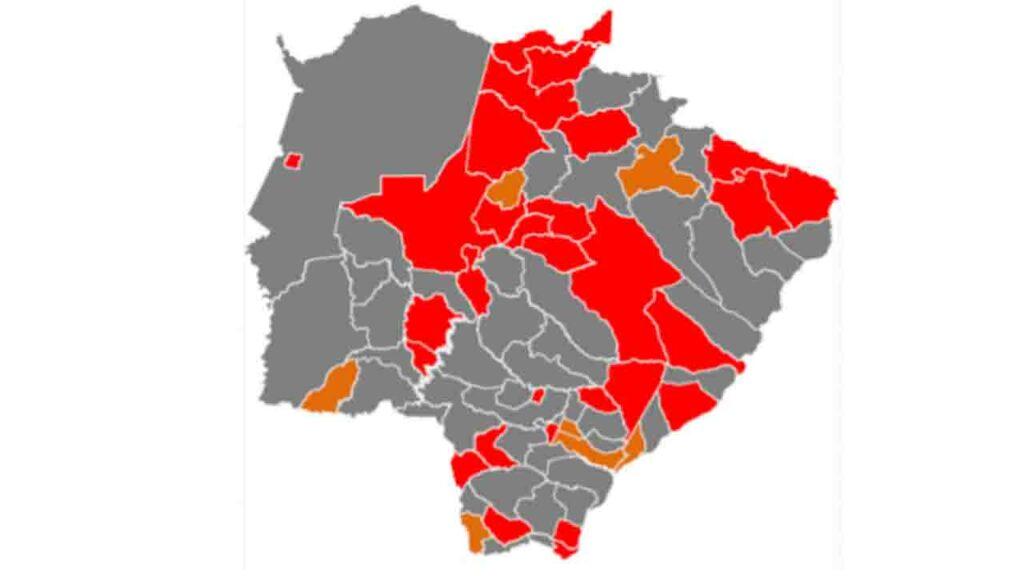 Com colapso na saúde e novas variantes, Secretaria de Saúde de MS pede lockdown em 43 cidades