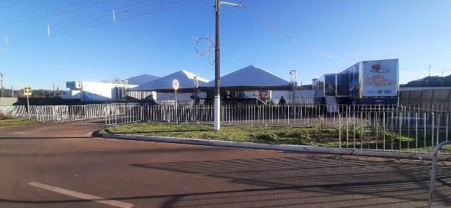 Em Ponta Porã, tudo pronto para maior campanha de vacinação da região de fronteira