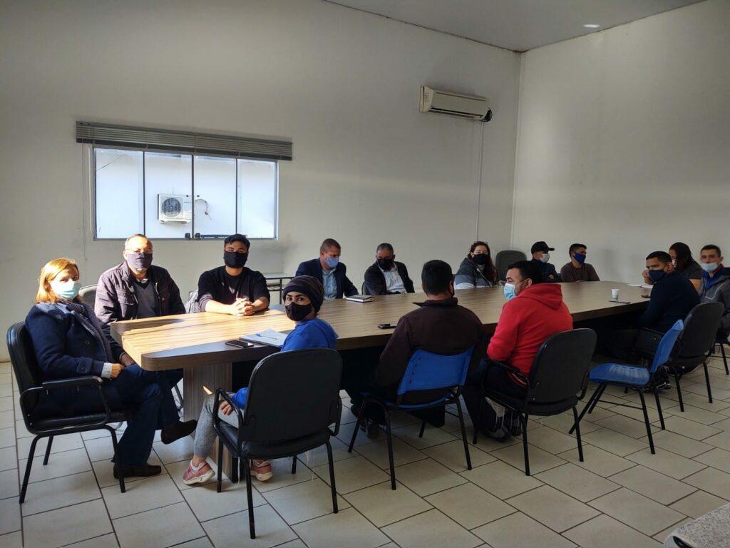 Eleita Diretoria Executiva do Conselho Municipal de Esporte e lazer de Ponta Porã