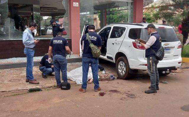 Filha de governador paraguaio e mais 3 pessoas são executadas após festa