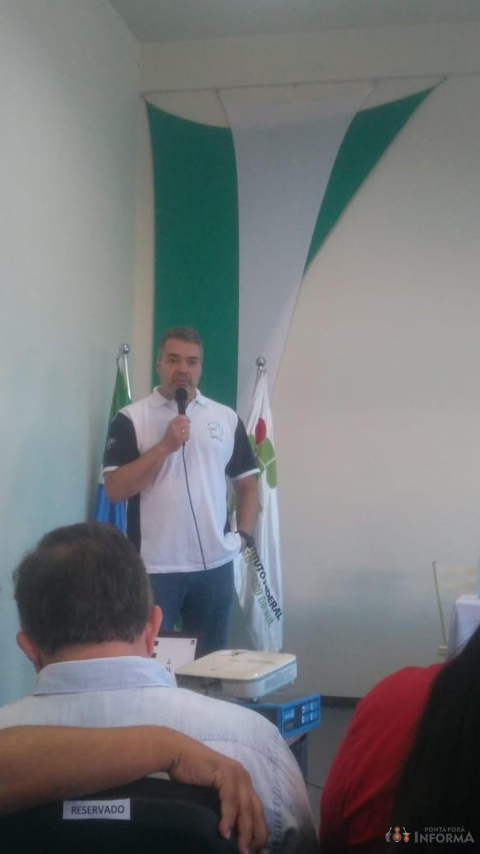 Mestrado da UEMS de Ponta Porã apresenta projeto de Complexo Interinstitucional de Desenvolvimento Regional