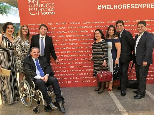 Sebrae/MS está entre as melhores empresas do Brasil para se trabalhar