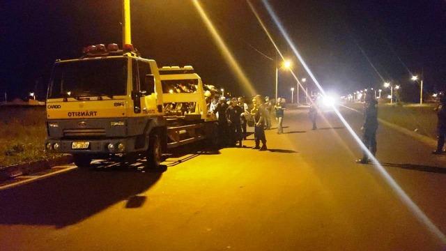Guarda Municipal e PM apreendem menores por direção perigosa em Ponta Porã
