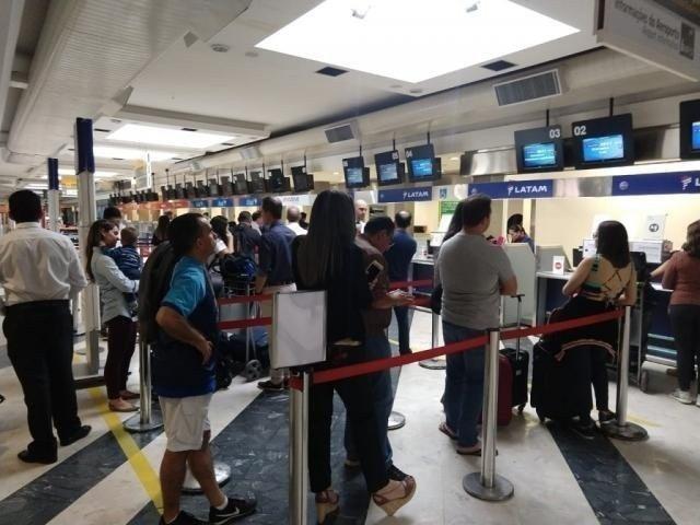 Aeroporto de Campo Grande seria privatizado em