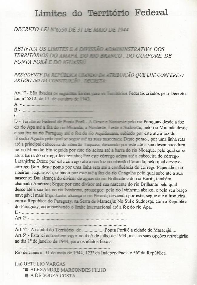 Foto publicada no livro de FREIRE. João Portela. Terra, Gente e Fronteira.