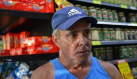 O funcionário público George Wellington Gouvea diz que ainda não sentiu a queda da inflação Antonio Cruz/Agência Brasil
