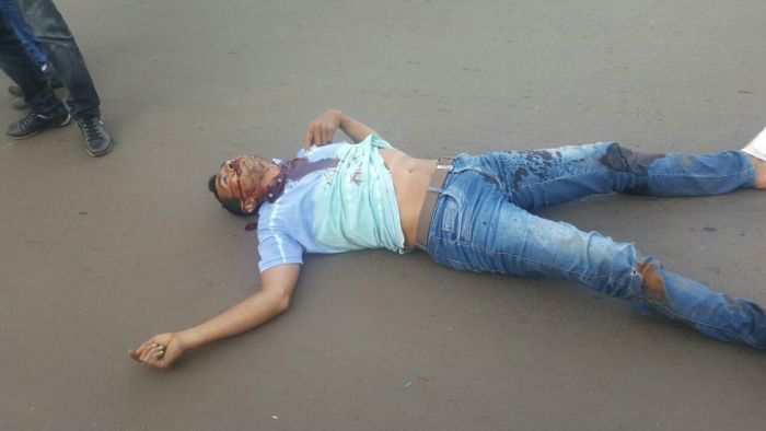 Pistoleiro brasileiro morre baleado durante confronto com a polícia do Paraguai