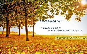Fidelidade, por Eloir Vieira