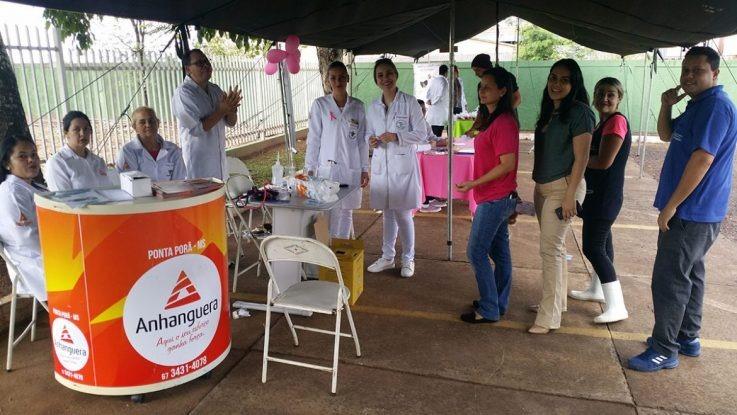 Faculdade Anhanguera promoverá Ação Social em Ponta Porã – Foto: Lile Corrêa