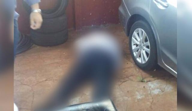 Giuvan de Oliveira Barbosa foi morto depois de atentado no Centro de Maracaju - Foto: WhatsApp/Correio do Estado