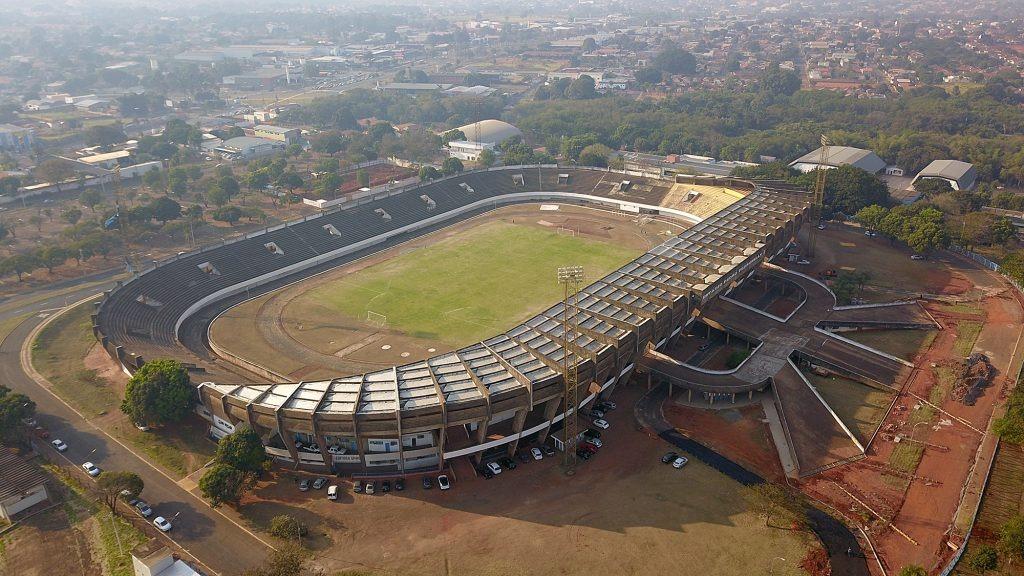 O estádio Morenão passará por uma reforma e será um espaço multiuso (Foto: Edemir Rodrigues)
