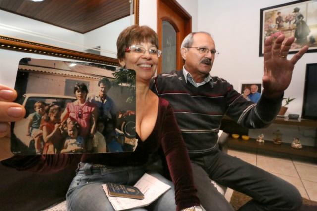 Elizabeth e Luiz Antônio 37 anos depois dela fugir pela janela para viver o amor proibido. (Fotos: Marcelo Victor)