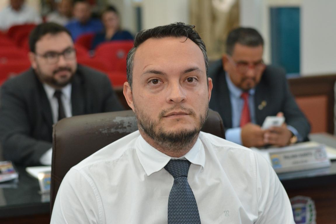 Ponta Porã: Vereador Rafael Modesto solicita manutenção na Rua Jaraguá