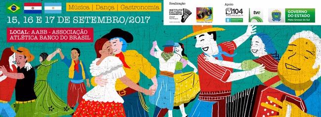 Mato Grosso do Sul vai sediar o Festival cultural  de  Chamamé