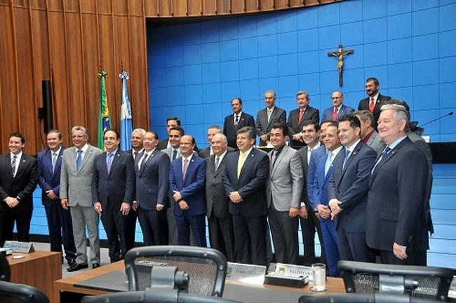 Três deputados são nomes para disputar prefeitura de Dourados - Foto: Divulgação