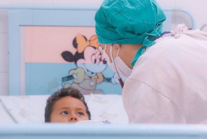 Cada 15 de febrero se conmemora el Día Internacional contra el Cáncer Infantil. Foto: Ministerio de Salud